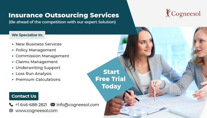 Pin On Insurance Outsourcing Services
