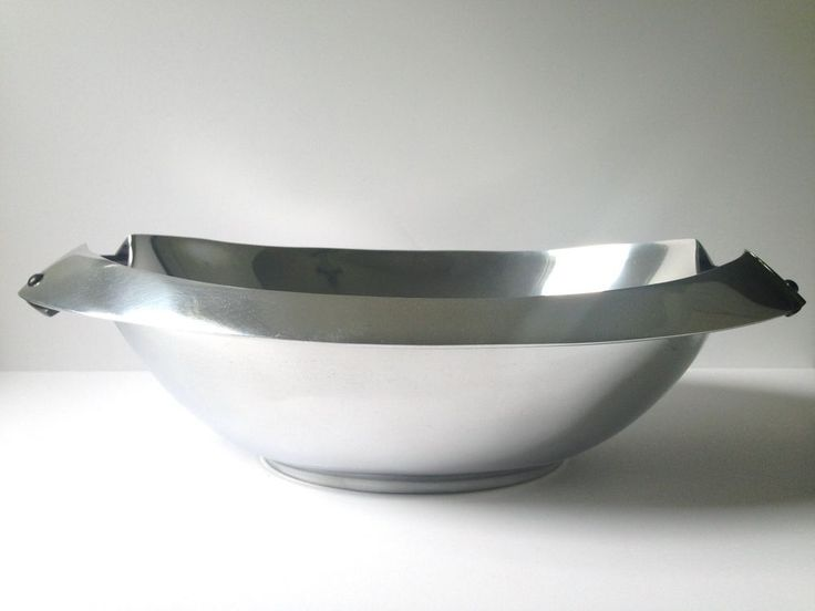 LENOX Dansk Modern Rivet Oval Salad Serving Bowl Wedding Housewarming Gift | Home & Garden, Kitchen, Dining & Bar, Dinnerware & Serving Dishes | eBay!