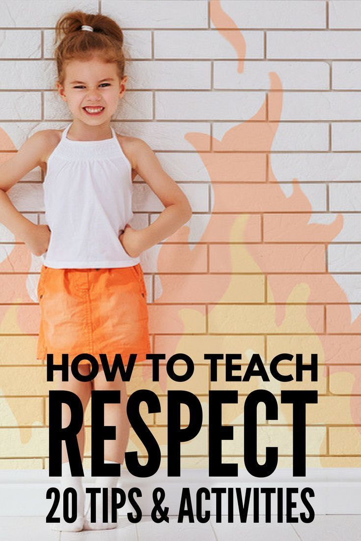 How to Teach Your Kids Respect | From great parenting tips to fun activities, games, and lesson plans, we're sharing our best mom  resources to show you how to teach kids respect without losing your sanity. Whether you have rambunctious boys or strong-willed girls, teaching manners and respectful social skills isn't as hard as you think, and these respect activities are proof! #parenting #parentingtips #parenting101 #kidsactivities