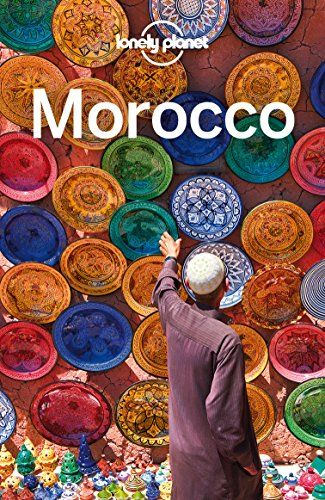 Any travel book about Morocco
