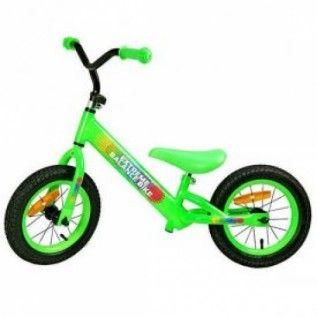 Детский беговел Extreme Balance Bike надувные колеса