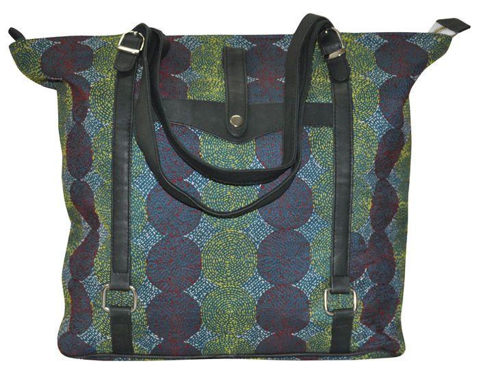 Vintage Indian Cotton Fashion Hand Bags Vintage Women Leather Mothers Gift Bag  #LalHaveli #HandBag