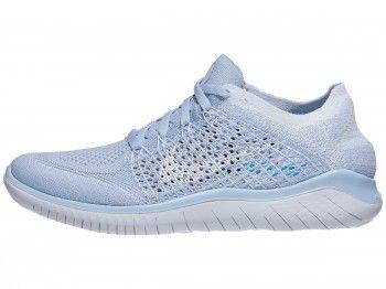 7ba9864c7994 Nike Free RN Flyknit 2018 Women s Shoes Hydrogen Blue