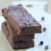 Decadent Protein-Rich Make-Ahead BREAKFAST BROWNIES