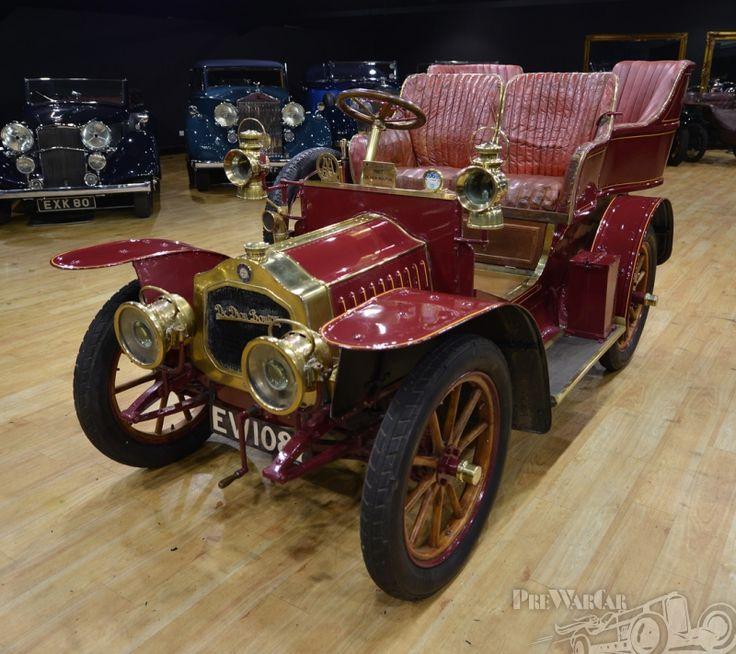 De Dion-Bouton 10hp AV Rear Entrance Tonneau 1907       74000 GBR