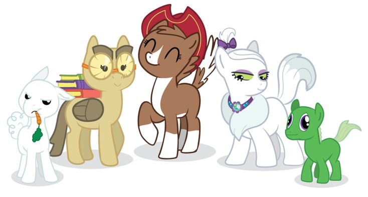ponified pony pets | My Little Pony Awesomeness ...