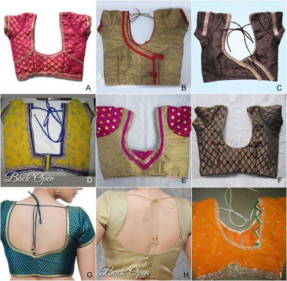 https://www.etsy.com/listing/218996906/readymade-brocade-saree-blouse-sea-green