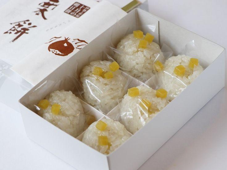 朔日餅 栗餅