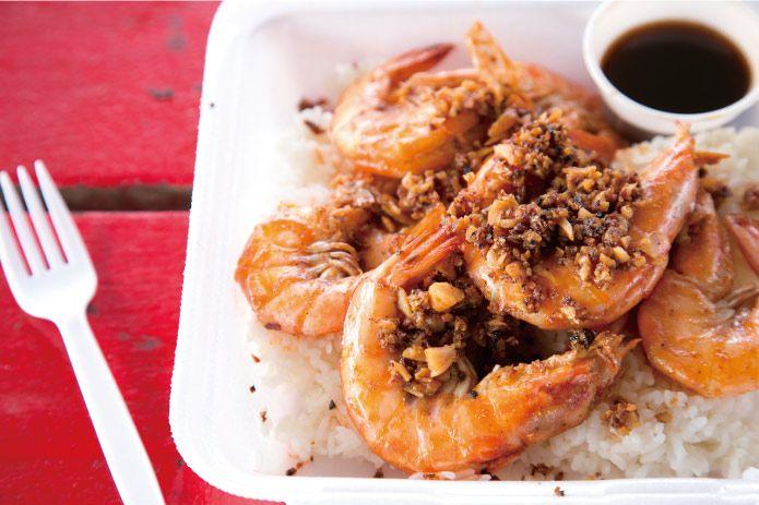 Romy's Kahuku Prawns & Shrimp Inc //Manbo
