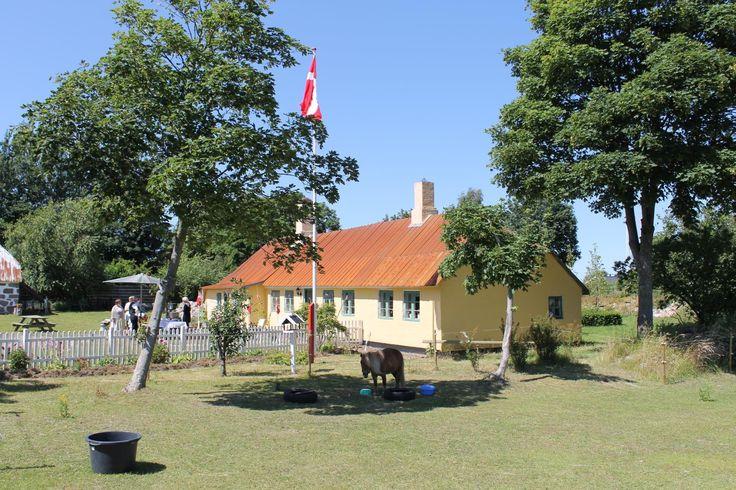 Historie, museum Sognefogedgården, Mellergårdsvej 3, 9900 Frederikshavn