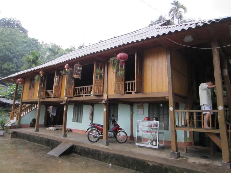 La maison de M.Tu à Mu Cang Chai