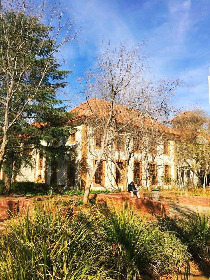 #UFStoday - Bloemfontein campus (University of the Free State - UFS)