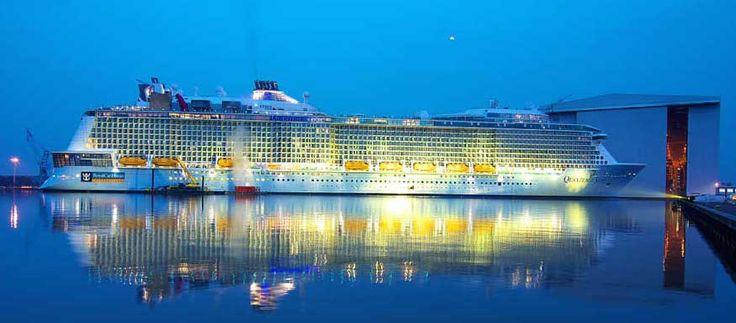Quantum of the Seas  #RoyalCaribbean #Quantumoftheseas