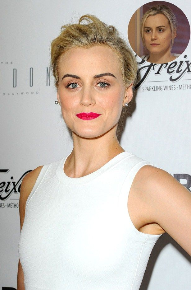 Piper Chapman played by Taylor Schilling.