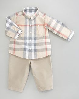 Baby Boy Clothes & Baby Boy Clothing | Bergdorf Goodman