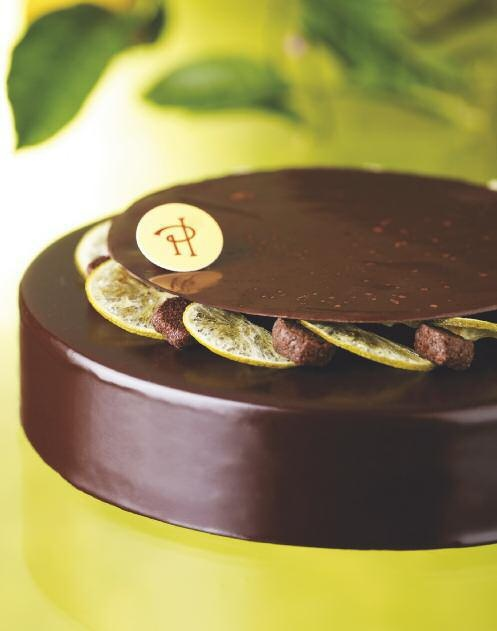 200 best images about entremets on pinterest chocolate for Cake au chocolat pierre herme