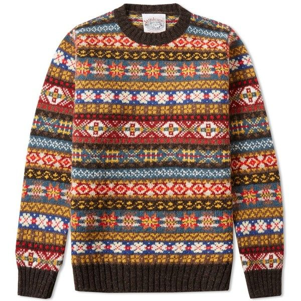 727 best Fair Isle stranded images on Pinterest | Clothing ...