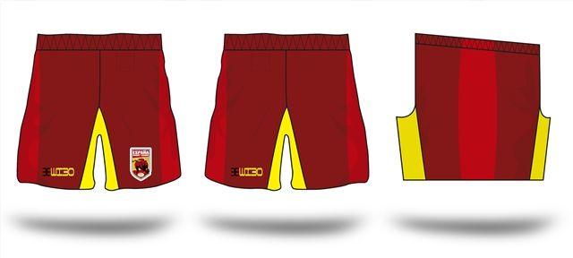 AERL : Pantalón Rojo AERL
