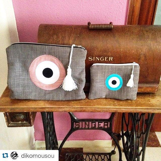 #Repost @dikomousou with @repostapp. ・・・ #instastyle #instafasion @xristinamalle Handmade bags Christina Malle in Paros island !  #handmade#bags#malle_bags#evileye#eye#christinamalle_bags#clutches#handbags#sunmer2015#fashion#instafashion#vscofashion#style#streetstyle#Greece#lookoftheday#bohochic#greekdesigner#Thessaloniki#lovegreece#hope#life#Paris#shopping#greekislands
