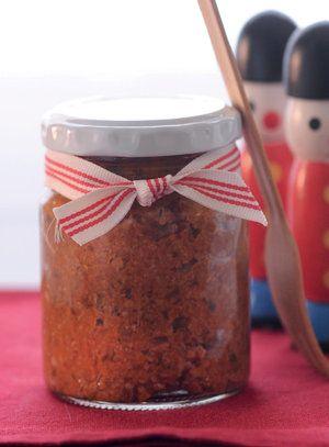 Versatile mince sauce