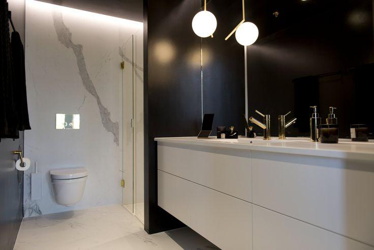 Kjoeita Secret Garden - Kristiansand - Kanalbygget - interiør  Arkitekt: Ark-Net AS, Maren Spilling + HM Studio