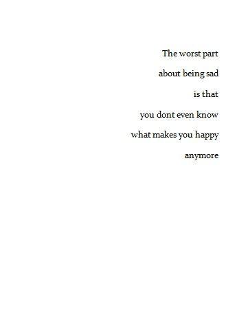 Quote sad