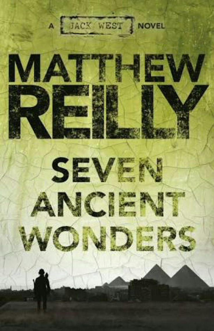 22+ The seven wonders book series info