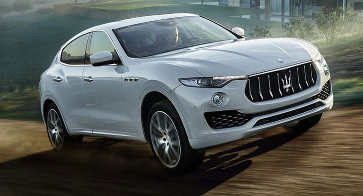 Maserati Levante Priced From $72,000, US Sales Start Next Month