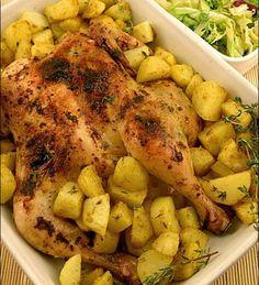 piletina iz rerne