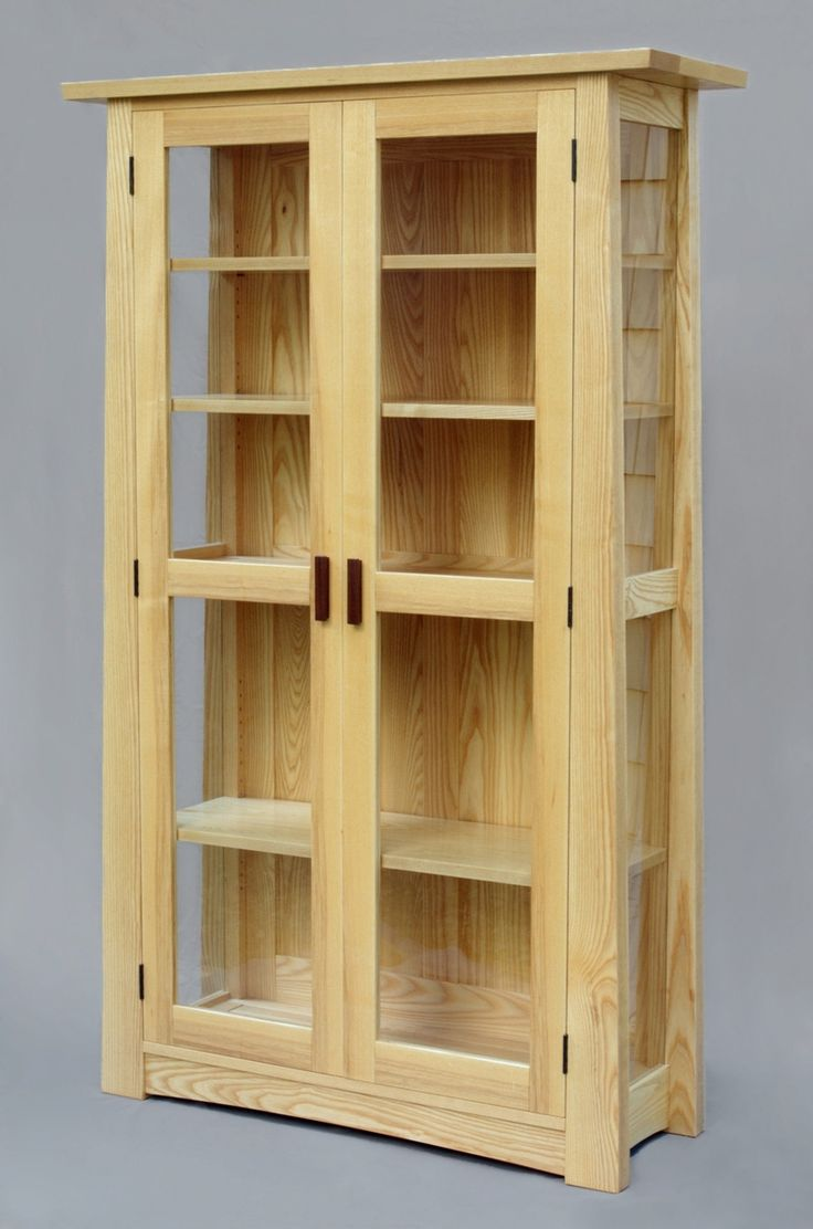 Ash Display Cabinet. ButterworthDisplay CabinetsCustom FurnitureThe ...