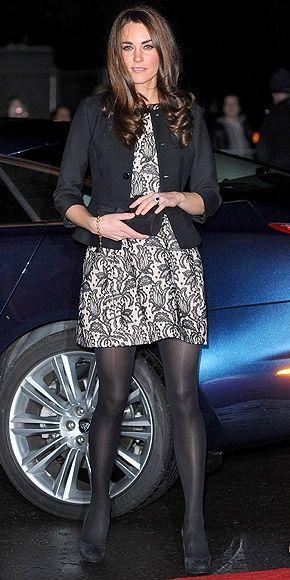 KATE MIDDLETON photo   Kate Middleton: Duchess Of Cambridge, Prints Dresses, Katemiddleton, Style Icons, Kate Middleton, Black Tights, Princesses Kate, Style Ideas, Woodworking Photos