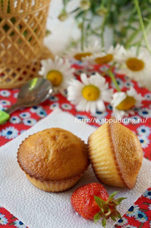 Кексы с вареньем рецепт с фото | Как приготовить с Webpudding.ru
