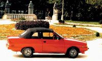 Dacia Convertible