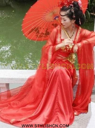 Traditional Chinese Wedding Dress | My Favorite Chinese Dress!!! | Victoria's Blog