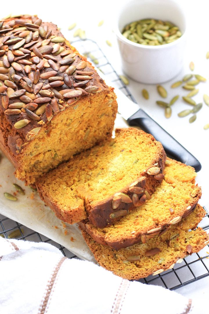Super Moist Gluten-free Pumpkin Bread