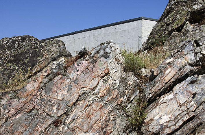 Palheiros Archeological Interpretation Center | ArcDog