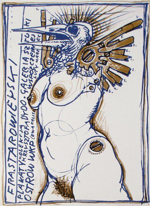Starowieyski - plakaty, Polish Poster