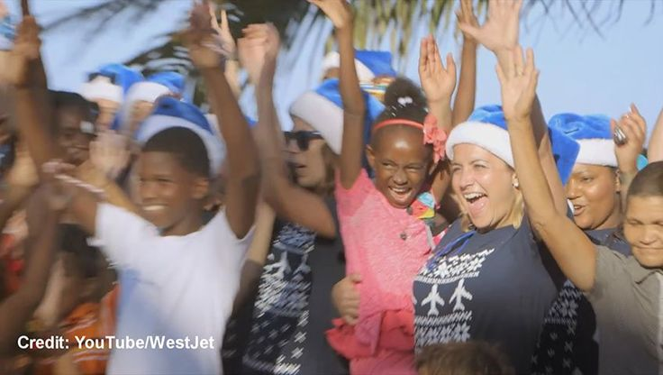 We love the heart behind WestJet's video, and we couldn't be more proud of how they connected with the local community in a way that was humble, caring, and respectful. We are thrilled to have a partner who shares a deep conviction to value and care for people as their first priority.