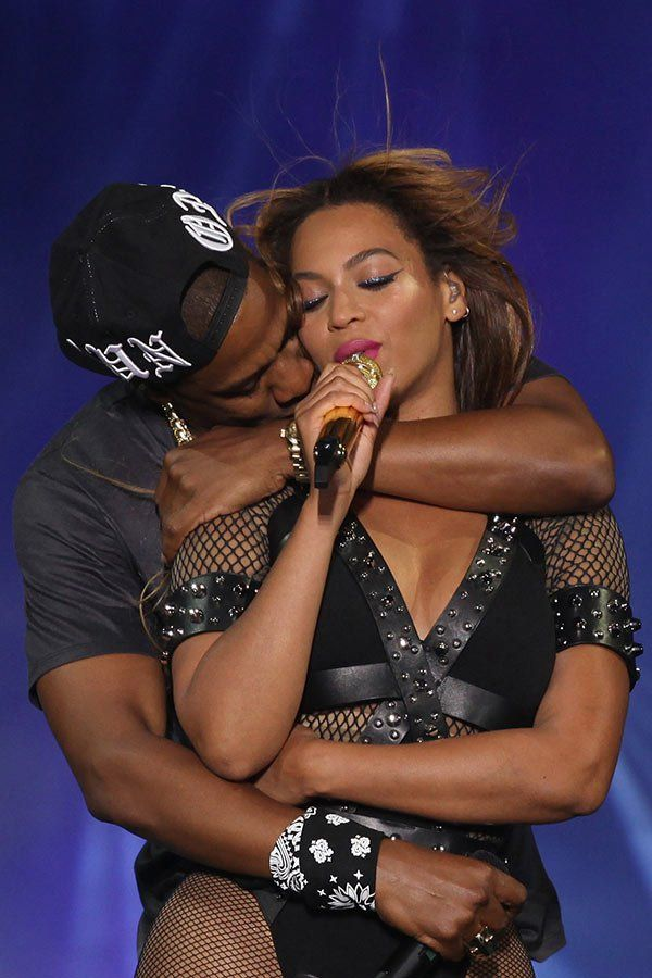 [PHOTOS] 'On The Run' Tour — Sexy Pictures Of Beyonce & Jay Z's Tour - Hollywood Life