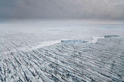 Il piacere di sapere che: Artico ed Antartide mai cosi poco estesi