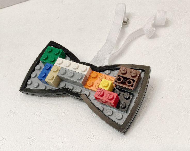 My lego bowtie design on etsy on zet.com