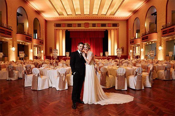 The Centre Ivanhoe - Ivanhoe, Victoria   Wedding Venues Melbourne   Find more Melbourne wedding venues like this at www.ourweddingdate.com.au #WeddingVenuesMelbourne