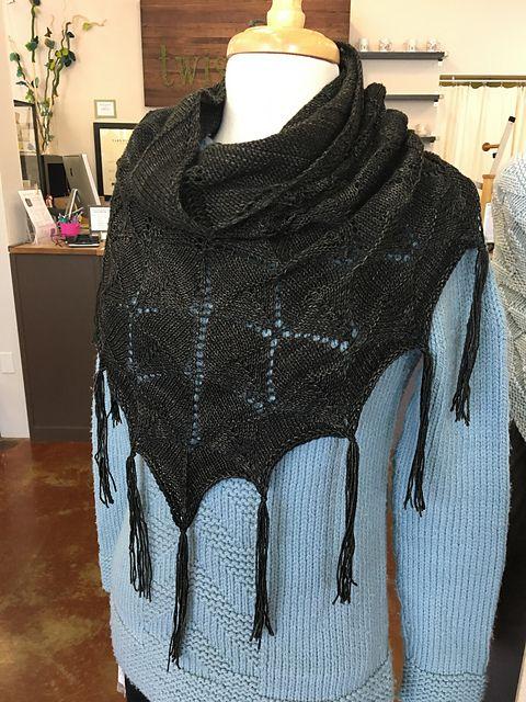 Midsummer Haze by Joji Locatelli, knitted by lidped | malabrigo Sock in Alcaucil