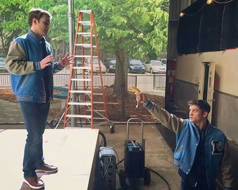 Justin Prentice & Timothy Granaderos, 13 reasons why |pinterest: suzaneone