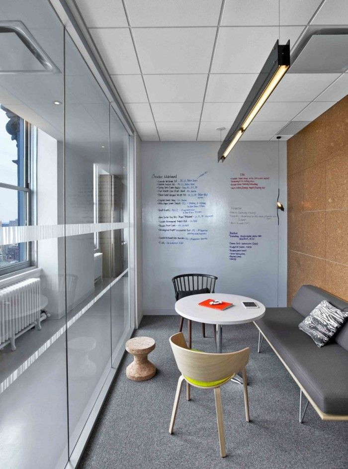 Office Tour: Hudson Rouge Offices