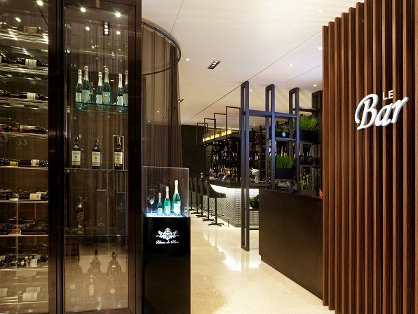 ibis Styles Ambassador Seoul Gangnam Le Bar  Modern & Stylish interior 이비스 스타일 앰배서더 서울 강남 르 바 / 스타일리시 & 모던 인테리어
