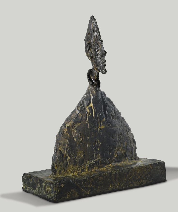 Alberto Giacometti 1901 - 1966 BUSTE DE DIEGO (AMÉNOPHIS) Inscribed with the…
