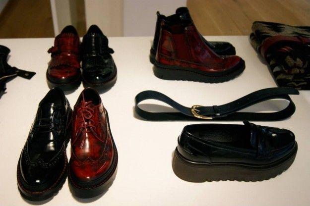 Tendenze Autunno/Inverno 2015-2016: scarpe basse in stile mannish [FOTO]