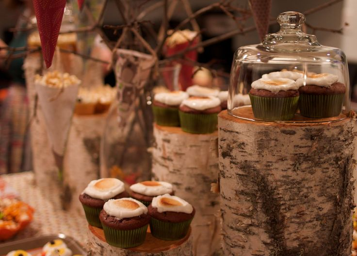 A Woodland Baby Shower