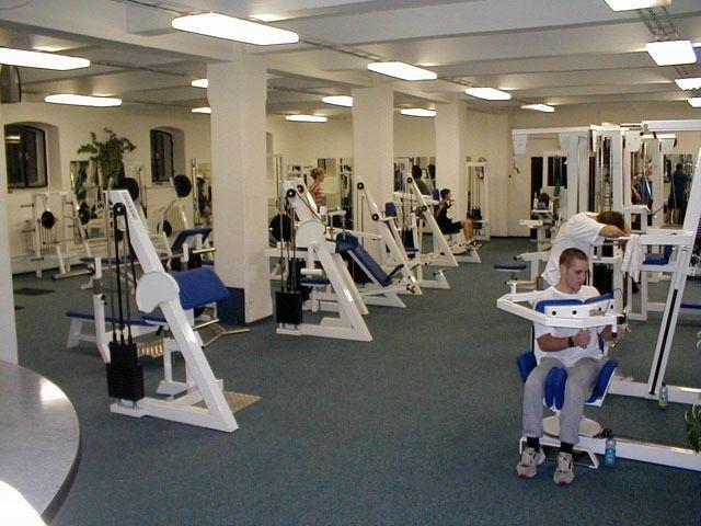 permanentka POSILOVNA | Fitness Blue Gym Brno